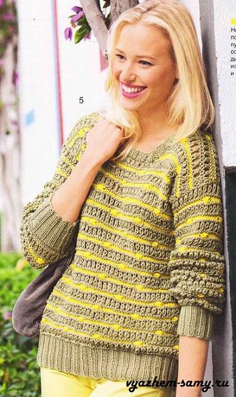 pulover-v-polosku